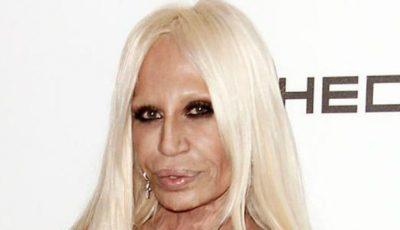 Așa arată fiica Donatellei Versace care suferea de anorexie!