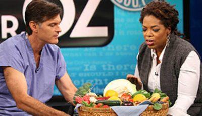 Ce mănâncă celebrul Dr. Oz la micul dejun?