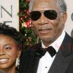 Foto: Nepoata lui Morgan Freeman, înjunghiată mortal în plină stradă!
