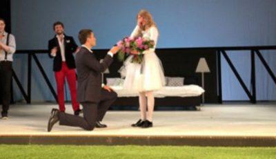 Alegem cele mai frumoase cereri în căsătorie din showbizz-ul rusesc!