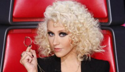 Cum arată acum silueta Christinei Aguilera!