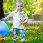 Foto: Aureliu Tîltu este câştigătorul concursului Baby Star!