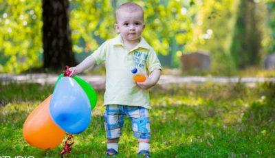 Aureliu Tîltu este câştigătorul concursului Baby Star!