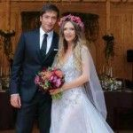 Foto: Radu Vâlcan a mai avut o soție. Vezi cum arată!