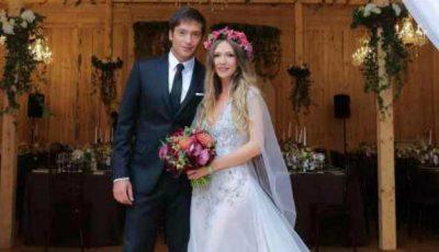 Radu Vâlcan a mai avut o soție. Vezi cum arată!