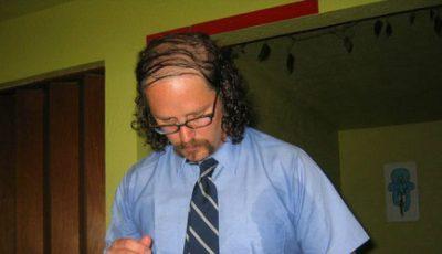 Coafuri inedite pentru bărbații cu chelie!