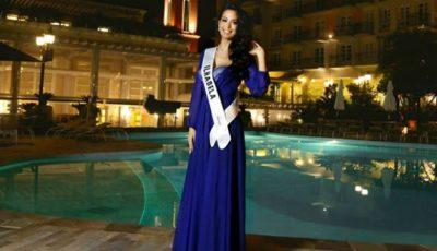 Câștigă rochia O'Blanc purtată de Miss Brazilia 2015!