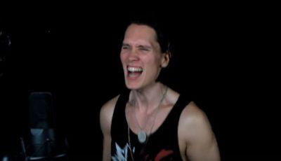 """Un rocker din Norvegia cântă """"Dragostea din Tei""""!"""