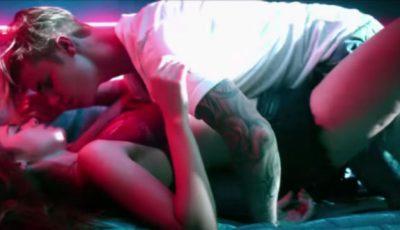 Xenia Deli îl sărută pasional pe Justin Bieber!