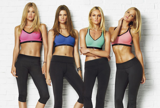 Candice Swanepoel for VSX