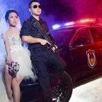 Foto: Fotografii de nuntă în stil military