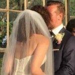 Foto: Moment comic la o nuntă! O domnișoară de onoare a leșinat