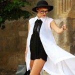 Foto: Învață de la o bloggeriță cum să porți rochia-cămașă!