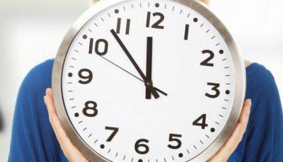 La ce oră funcţionează fiecare organ intern la capacitate maximă