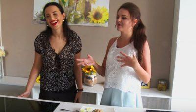 Diana Grigor și Doina Sulac și-au demonstrat imaginația și priceperea la bucătărie. Vezi ce au gătit interpretele
