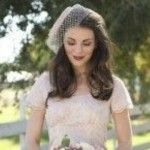 Foto: Văl, pălărie sau fascinator pentru mireasă?