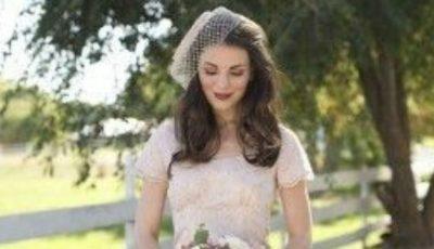 Văl, pălărie sau fascinator pentru mireasă?