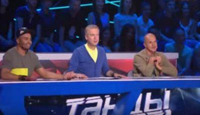"""Un moldovean a ajuns în show-ul """"Танцы"""" la THT"""