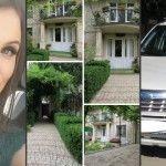 Foto: Soția lui Alexandru Manciu vinde casa și mașina!