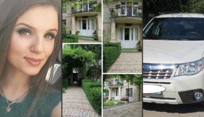 Soția lui Alexandru Manciu vinde casa și mașina!