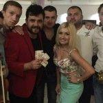 Foto: Ce a făcut Anatol Melnic cu banii de la o nuntă!