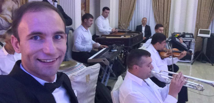 Foto: Nașa lui Ion Paladi divorțează!