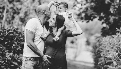Lucia Roșca a născut un băiat! Numele copilului este…