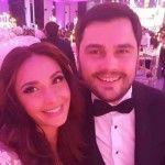 Foto: Ce surpriză de nuntă i-au făcut colegii Cristinei Moldovanu!