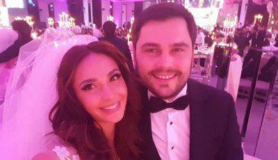 Ce surpriză de nuntă i-au făcut colegii Cristinei Moldovanu!