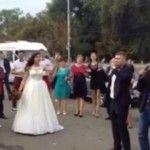 Foto: Video! Nuntă în orășelul demnității din PMAN
