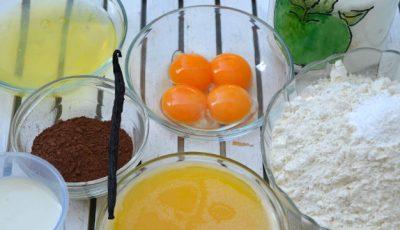 3 alimente cu ajutorul cărora poţi înlocui ouăle din reţetele de prăjituri