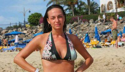 Ecaterina Varnava a rămas doar piele și os!