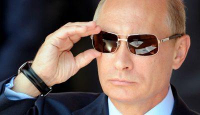 Vladimir Putin are o nouă iubită!