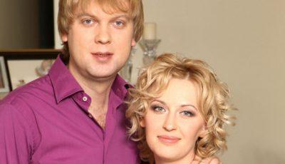 Serghei Svetlakov și-a părăsit nevasta pentru o alta!