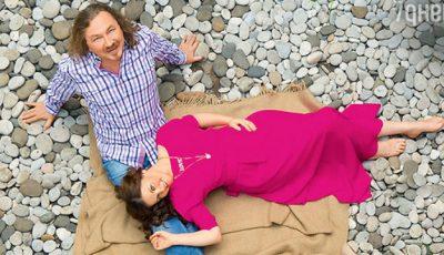 Igor Nikolaev şi soţia lui s-au rugat mulţi ani la Dumnezeu pentru a avea un copil