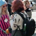 Foto: M-am îmbrăcat ca o idioată ca să testez bloggerii de la Săptămâna Modei!
