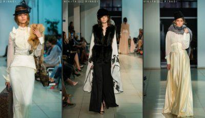 Colecția Nikita Rinadi Haute Couture, prezentată la Din Inimă Fashion Night 2015