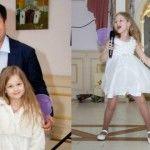 Foto: Una din fiicele medicului Ştefan Gaţcan este pasionată de muzică