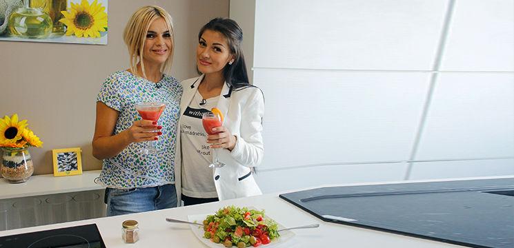 Tatiana Vornicescu și Daniela Jenunchi, despre stresul kilogramelor în plus