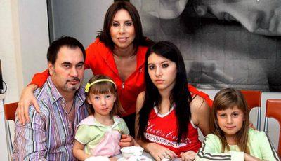 Cei 5 copii ai lui Meladze nu comunică între ei!