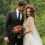 Foto: Cum a fost la nunta Adelei Popescu cu Radu Vâlcan! Video
