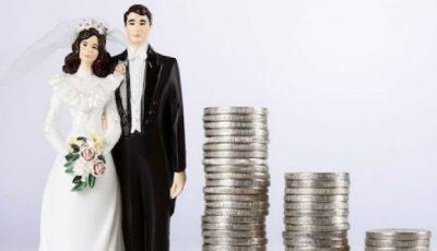 Câți bani se pot economisi la o nuntă?