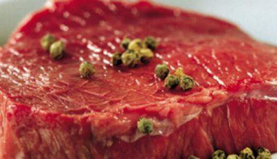 Ce se întâmplă în corpul tău când mănânci carne roşie