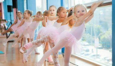Lista şcolilor de dans pentru copii şi cât costă?