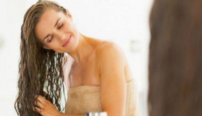Îngrozitor! Ce se întâmplă dacă dormi cu părul ud!