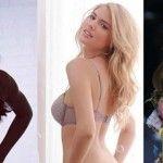 Foto: Cum arată top-modelele atunci când cred că nimeni nu le vede!
