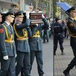 Foto: Zi de doliu Național. Mihai Volontir, petrecut pe ultimul drum!