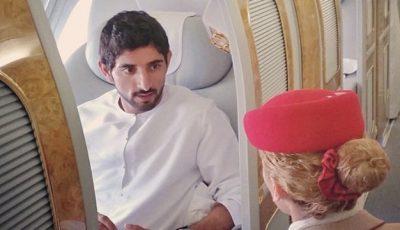 Nici nu visai cum trăiește Prințul din Dubai!