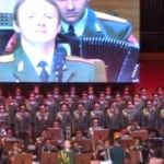 Foto: Video. Cum rușii cântă piese patriotice românești!