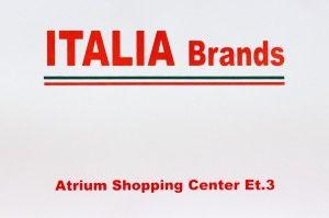 italia brands